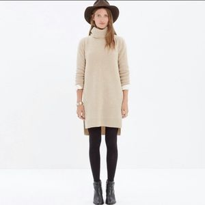Madewell Introduction sweater dress